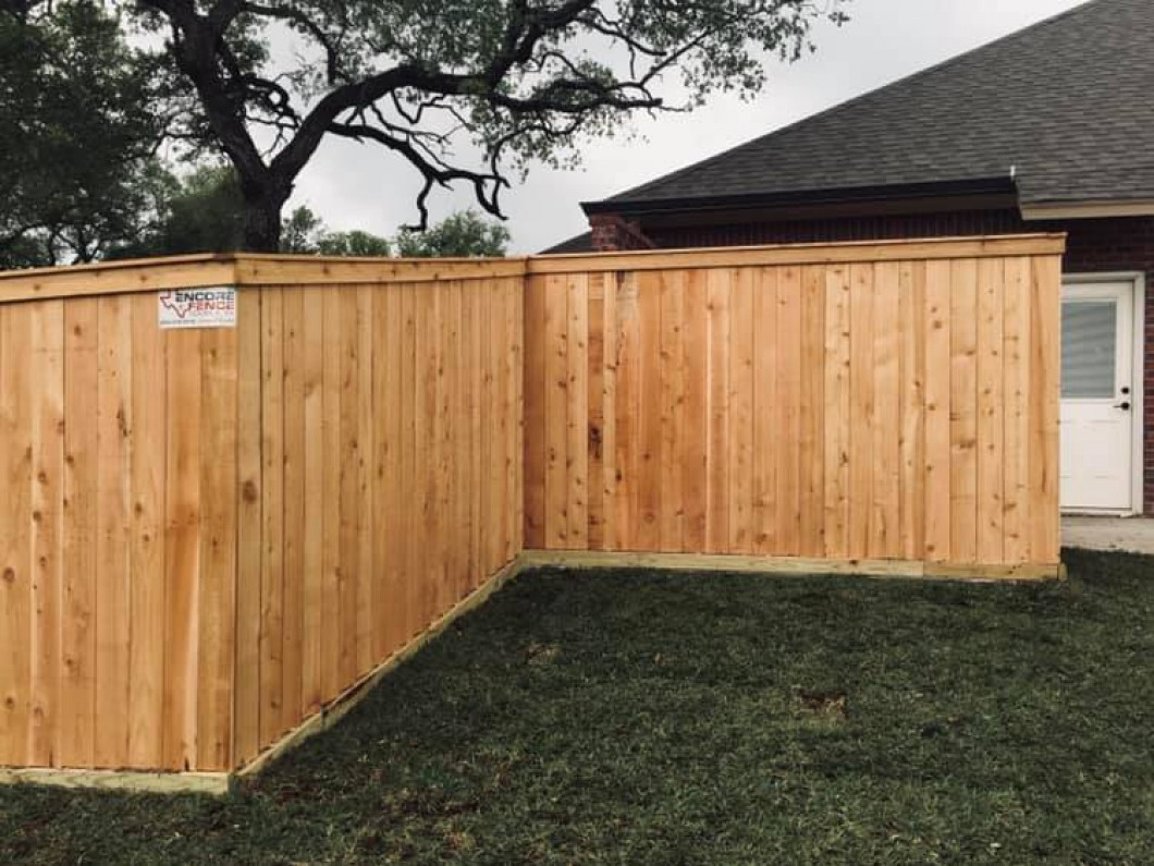 Put Up a Privacy Fence for Added Security