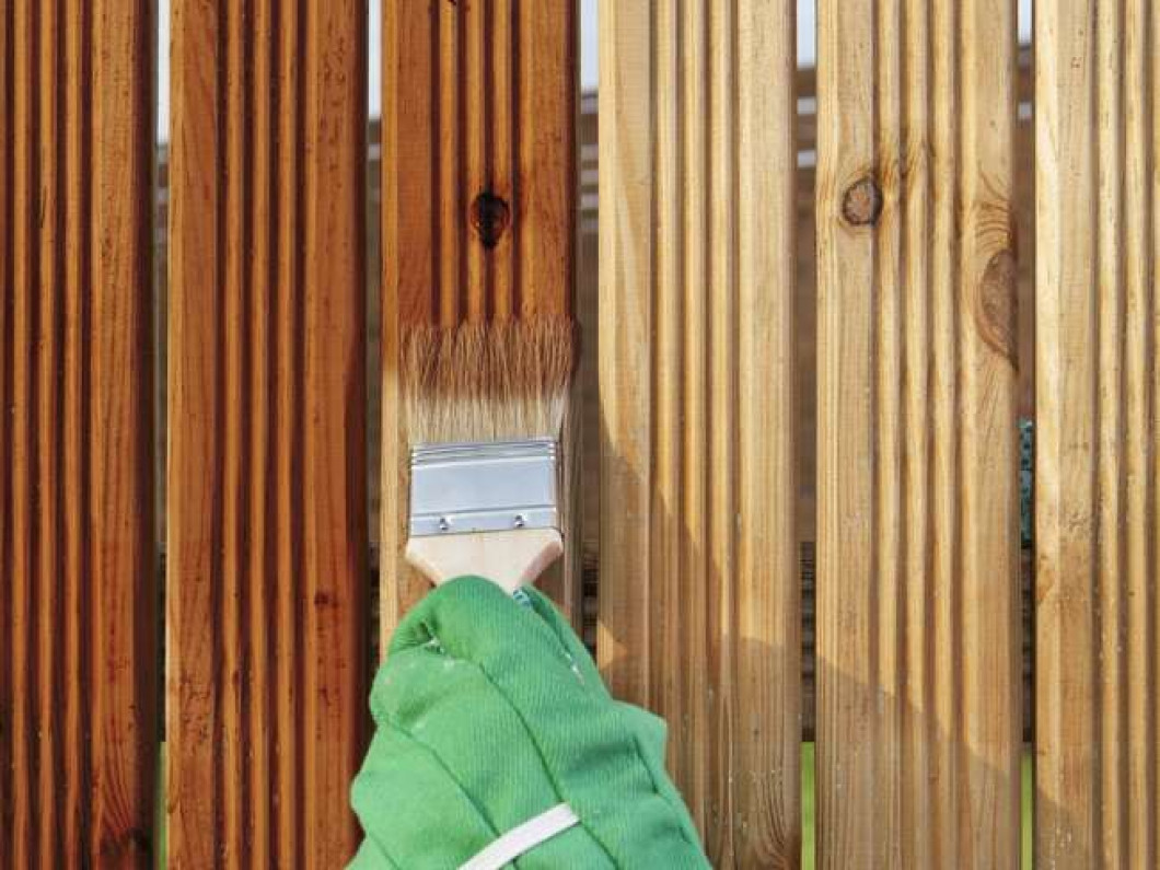 Breathe New Life Into Your Worn-Out Fence